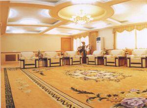 手工艺术毯
